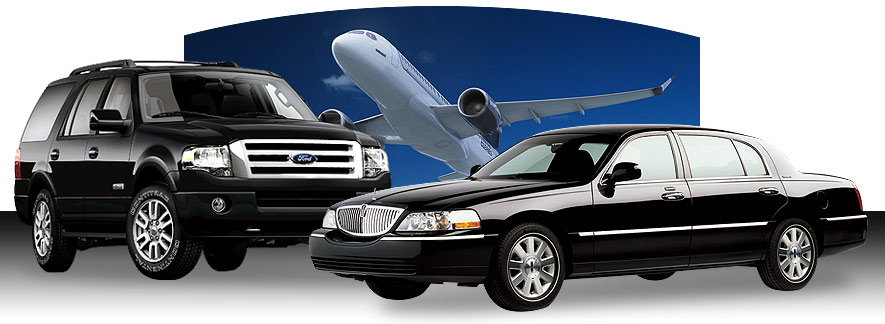 New Jersey and New York Airports Limousines - Shuttles Service